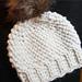 Snowbird Beanie Hat pattern
