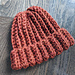 Easy Crochet Men's Hat pattern