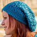 Coral Reef Slouch Hat pattern