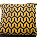 Bold Art Deco Pillow Cover pattern