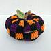 Cutest Plaid Pumpkin pattern