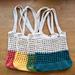 Color Block Market Bag pattern