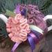 Ruffled Flower Tea Cozy pattern