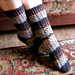 Lichen and Moss Socks pattern