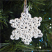 Snowflake Wishes 4 pattern