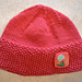 Seed Band and Button Hat pattern
