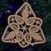 Romanian Point Lace Ornament pattern