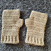 Simplicity Fingerless Gloves pattern