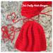 Wattle Stitch Beanie pattern