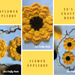 Sunflower Appliqué pattern