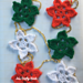 Christmas Star Ornaments pattern