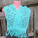 Ice Crystal Scarf pattern
