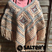 Petals of Summer Poncho pattern