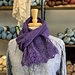 Thistle Scarf pattern