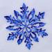 Sophronia Snowflake pattern
