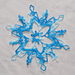 Grays Peak Snowflake pattern