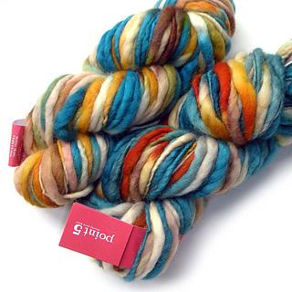 Lot of 6 COLINETTE Point 5 FRANGIPANI 145 Yarn Chunky Wool Wales