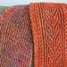 Brioche Twist and Shout pattern