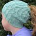 Free Flow Pony-Tail Hat pattern