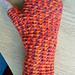 Basic Fingerless Mittens pattern