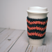 Just Peachy Coffee Cozy pattern