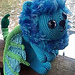 Barry the Manticore Cuddly Cryptid pattern