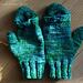 Handschuhe mit Klappe pattern