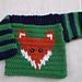 Fox Sweater pattern
