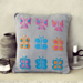 Butterfly Cushion pattern