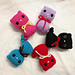 Colorful Kitty Cat Toy pattern