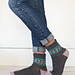 Cross-country Socks pattern