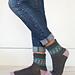 Cross-country Socks pattern