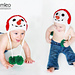 Just Be Happy Snowman Hat pattern
