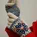 Elegant Coat Gloves pattern