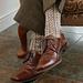 Father's New Socks pattern