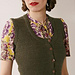Knitted Waistcoat pattern