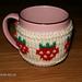 Berry Cozy Mug pattern