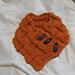 Textured Path Neckwarmer pattern