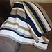 Textured Stripes Baby Blanket pattern