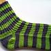 OMG Heel Socks pattern