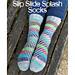 Slip Slide Splash Socks pattern
