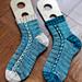 Epitome of Me Socks pattern