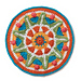 Festival of Light Mandala pattern