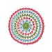 Olive's Room Mandala pattern