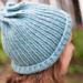 Twist Top Hat pattern