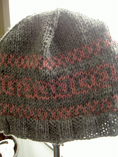 First Fair Isle Project