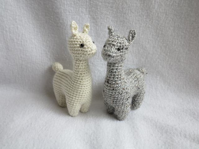 Free Crochet Llama Toy Pattern | The WHOot | 480x640