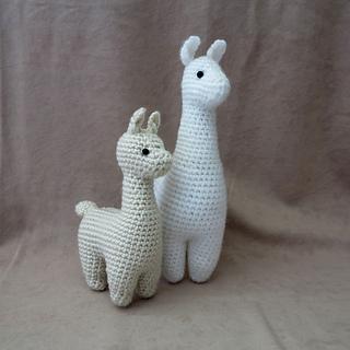 Amigurumi llama pattern easy crochet toy pattern | Etsy | 320x320