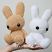 Krawka bunny pattern