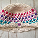 Girlie and Boyish Dots Hat pattern